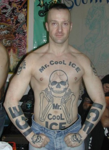 Million Dollar Tattoo » Archive » Mr. Cool Ice